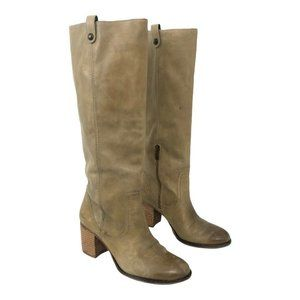 Vince Camuto Gianna Leather Fashion Knee High Boots